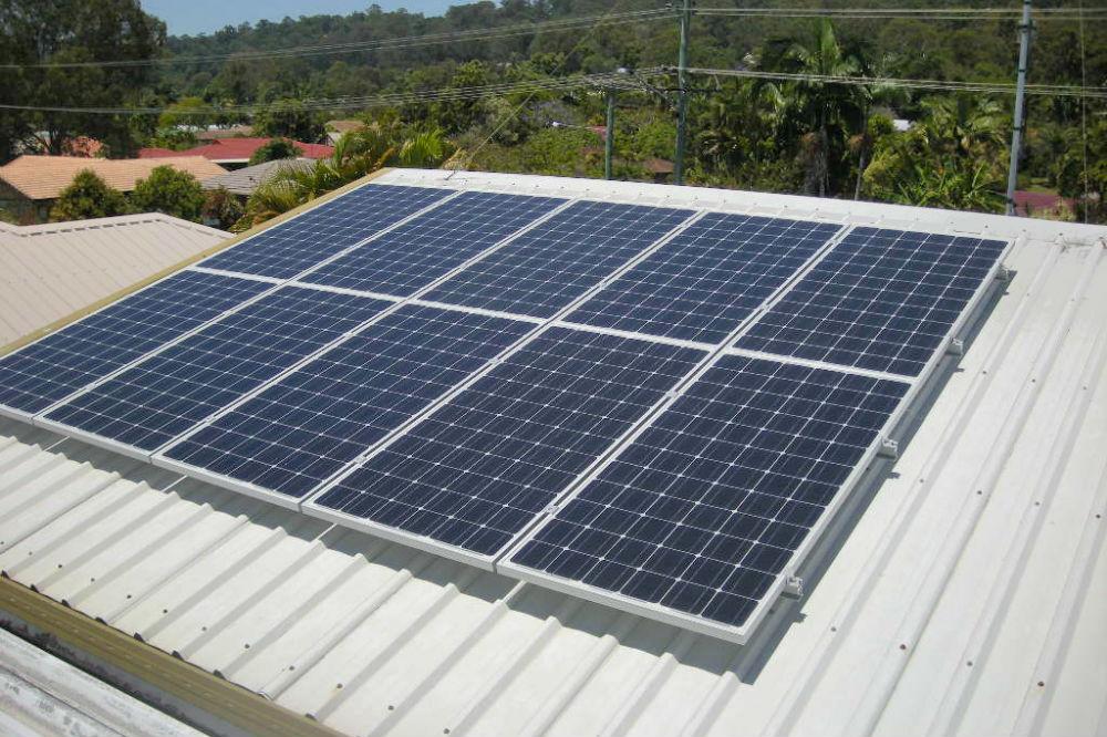 Image result for Zero down solar panels